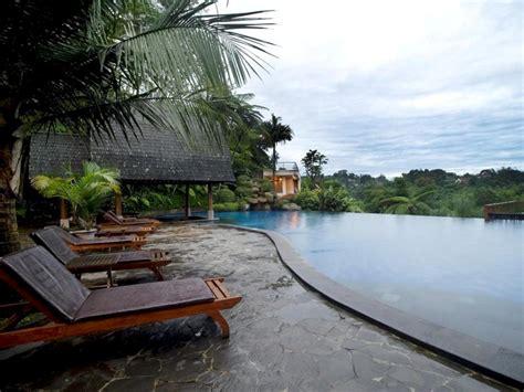 sangria resort spa lembang bandung mulai  rp