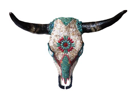decorated cow skulls images cow skull related keywords suggestions cow skull