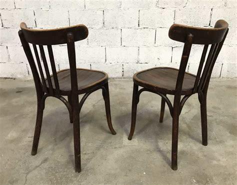chaise baumann prix ensemble de 16 chaises bistrot baumann ée 30 dossier bas
