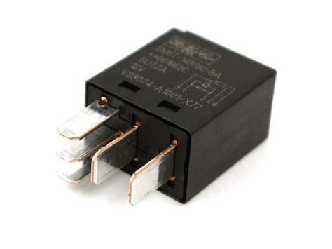 12v 20a micro relay 5 pin changeover relay truck electrics