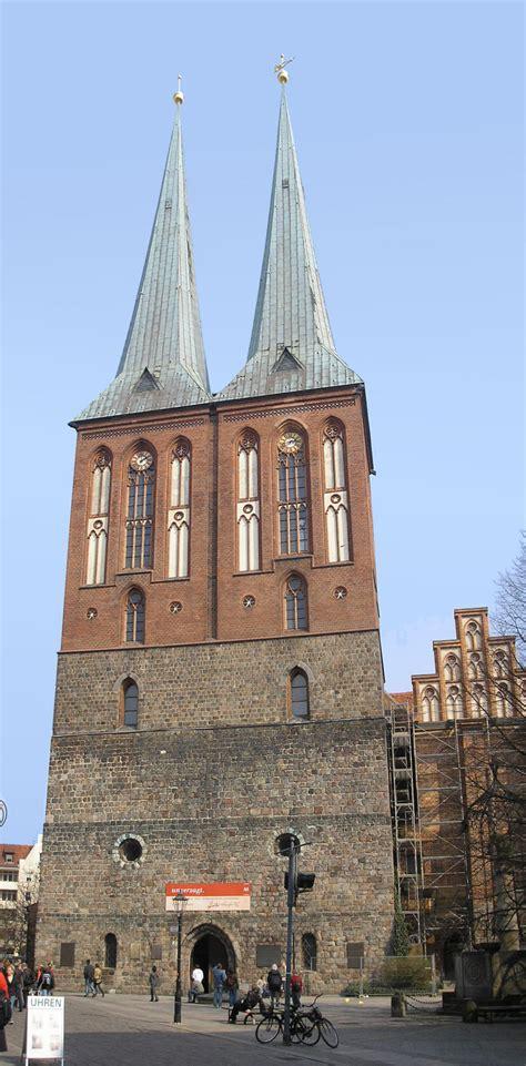 st nicholas church berlin germany tourist information