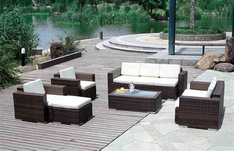 Outdoor Wicker Patio Furniture by Outdoor Wicker Patio Furniture Clearance Decor