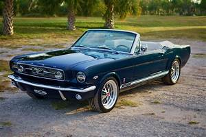 1966 Mustang GT Convertible - Revology Cars