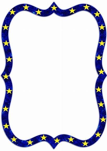 Star Border Clip Borders Clipartpanda Word Clipart