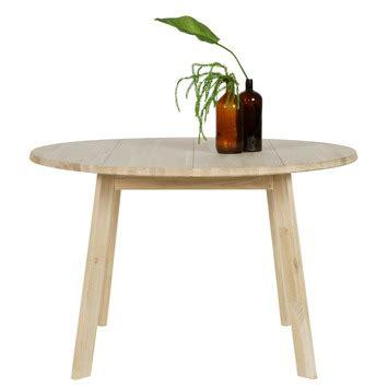 karwei woood tafel woood ronde eettafel disc eiken 120x74 cm kopen