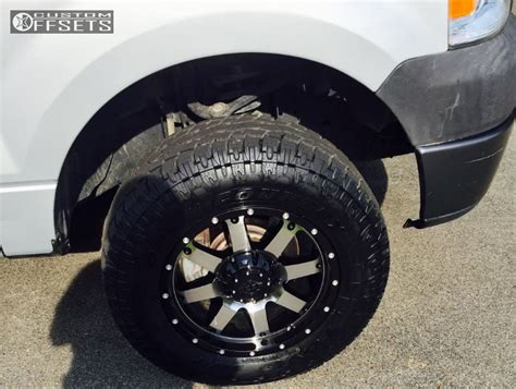 2007 ford f 150 gear alloy big block country leveling kit