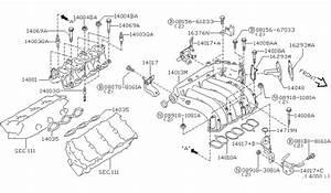 nissan vq30de intake manifold gasket diagram nissan auto With 2000 nissan altima intake manifold diagram