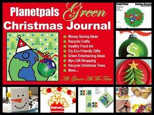 Recycle Eco Friendly Christmas Crafts DIY Green Holiday