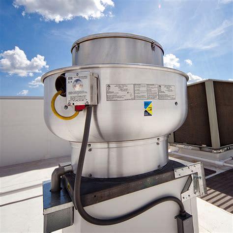 kitchen exhaust fan design centrifugal upblast direct drive fan du hra 4742