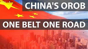 CHINA - One Belt One Road - OBOR - SILK ROUTE - STRING OF ...