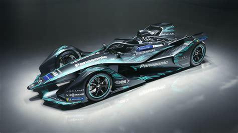 jaguar  type electric formula  car  wallpaper