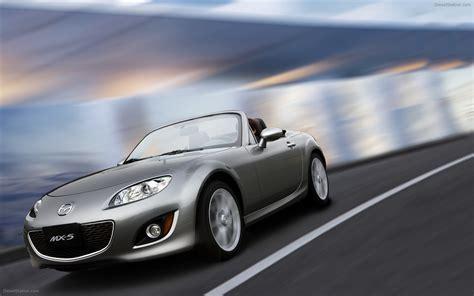 2009 Mazda Mx 5 Widescreen Exotic Car Wallpaper 15 Of 34