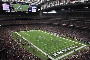 The Texans Experience In Houston NRG Stadium Football