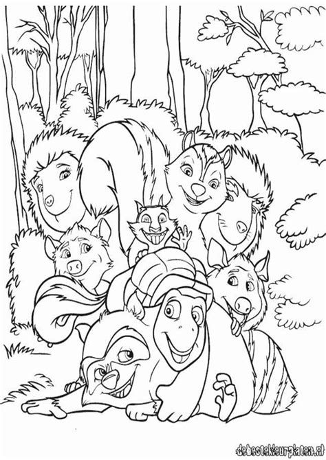 hedge  printable coloring pages