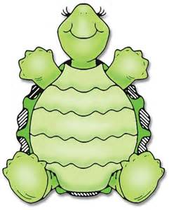 Happy Turtle Clip Art