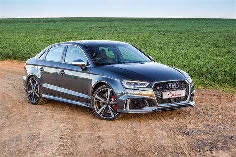 Audi Rs3 Sedan (2017) Quick Review