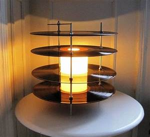 1000 images about recycle light fixtures on pinterest for Lamp light records