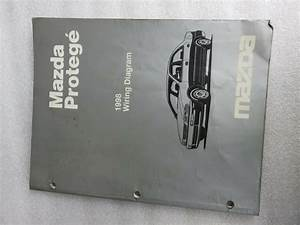2002 Mazda 626 Service Shop Repair Set Oem Service And The Electrical Wiring Diagrams