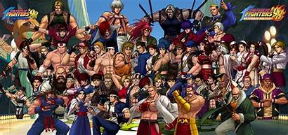 Kof 98 Match Fighters King Ultimate Deviantart