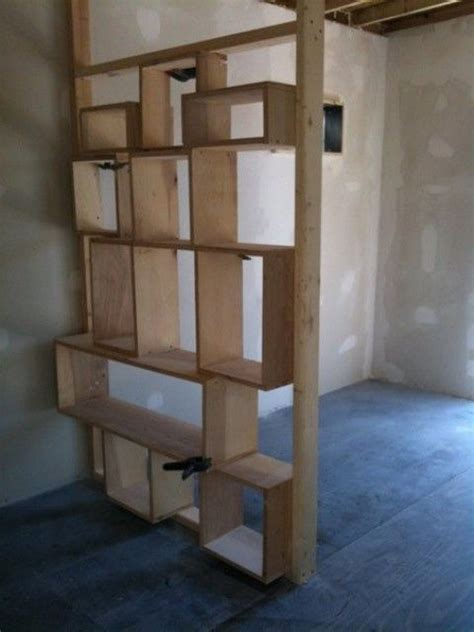 wall divider shelves top 25 ideas about wall divider back door on 3308