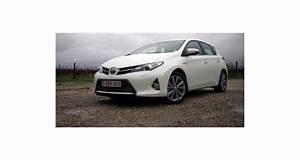 Essai Toyota Auris Hybride 2017 : essai toyota auris 2013 ~ Gottalentnigeria.com Avis de Voitures