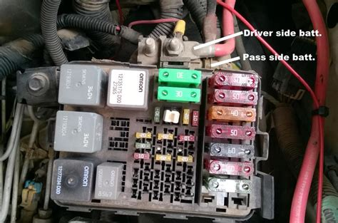 99 Venture Fuse Box by Help Understanding Dual Battery Setup Page 2 Gmt400