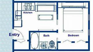 200 Sq FT Cabin Plans Under 200 Sq FT Home, 200 square ...