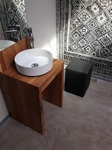 Wasserfeste Tapete Fürs Bad : orientteppich im badezimmer wasserfeste tapete shabby chic style badezimmer k ln von ~ Markanthonyermac.com Haus und Dekorationen