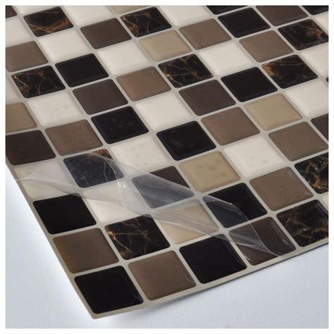 wall tiles kitchen backsplash diy vinyl tile backsplashes adhesive wall covering 10