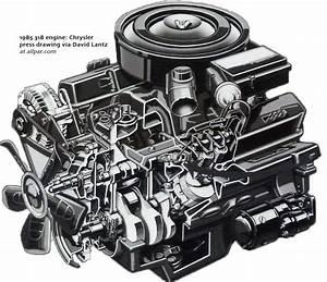 34 Dodge 318 Engine Diagram