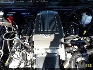 4.6 Liter SOHC 24-Valve VVT V8 Engine for the 2010 Ford Mustang #53809081 | GTCarLot.com