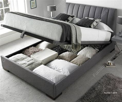 What Is An Ottoman Bed by Kaydian Beds Lanchester Fabric Ottoman Bed