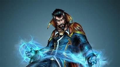 Strange Doctor Dr Marvel Superhero Backgrounds Martial