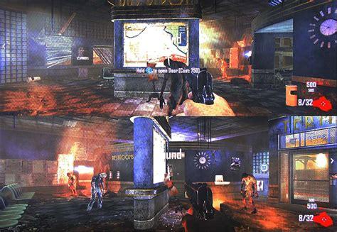 screen split ops zombies game normal tv games play 3d dual cod tweaking4all gaming