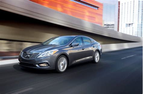 2014 Hyundai Azera Review by 2014 Hyundai Azera Review Ratings Specs Prices And