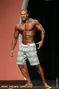 2013 Olympia Men's Physique Top 3 Recap | NPC News Online