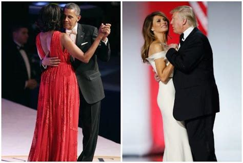 trump obama barack donald dance than melania michelle unhealthier times dancing getty during moves fitness somodevilla tenderly holds chip left