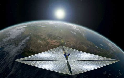 light sail energy lightsail fiction becomes reality with a satellite with