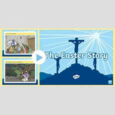Ks1 The Easter Story Powerpoint