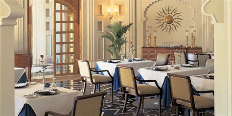 Best Restaurants In Udaipur  The Oberoi Udaivilas Resort
