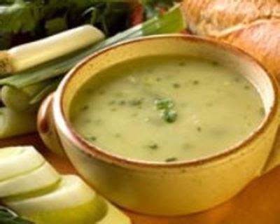 comment cuisiner le poireau recette soupe de poireaux
