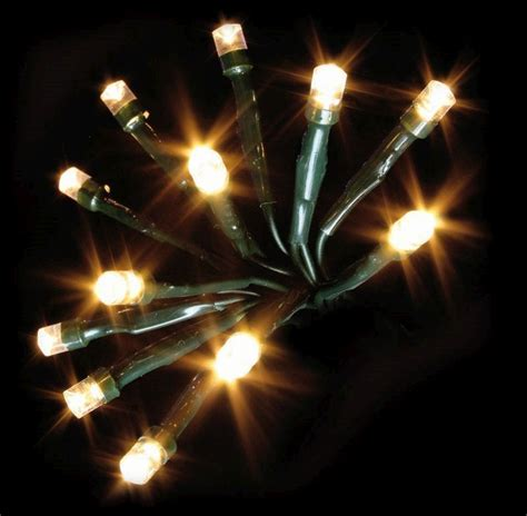 100 led warm white outdoor multifunction lights