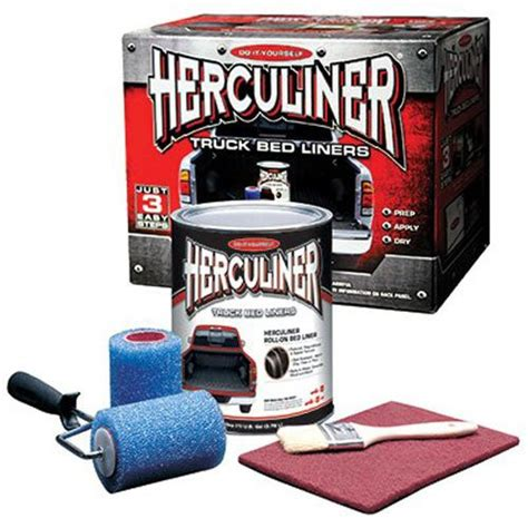 Hercules Bed Liner by The 4 Best Diy Truck Bed Liners Spray On Brush