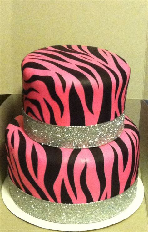attractive zebra cake designs   fun