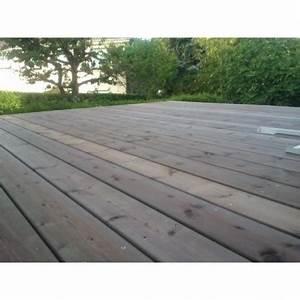 Lame Terrasse Classe 4 : lame terrasse 22x95mm douglas autoclave marron classe 3 4 ~ Farleysfitness.com Idées de Décoration
