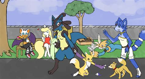 Welcome To The Furry Fandom By Crossdog367 On Deviantart