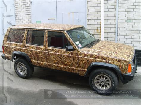 camo jeep grand cherokee камуфляжная плёнка для авто авто для охоты рыбалки отдыха