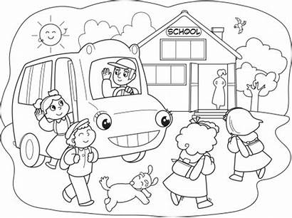Coloring Going Pages Activities