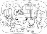 Coloring Going Pages Activities sketch template