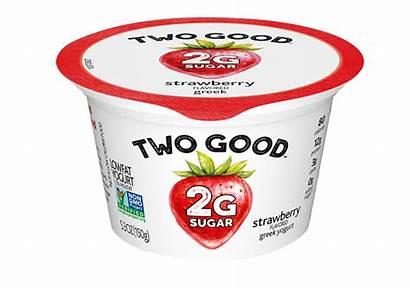 Yogurt Strawberry Sugar Greek Grams Total Label